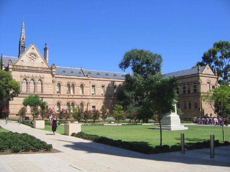 photo of university campus